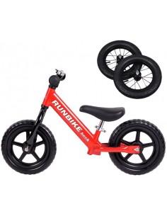 Беговел Runbike Beck + надувные колёса