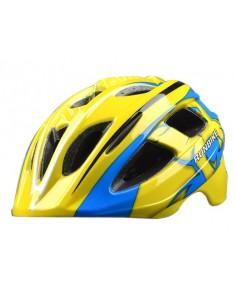 Шлем Runbike жёлтый