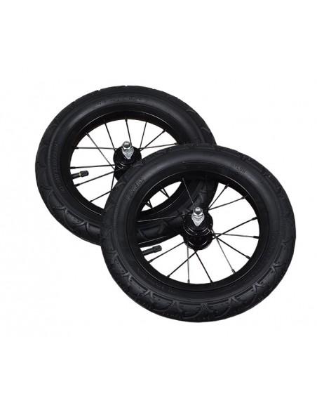 Колёса Runbike (пара) на алюминиевых дисках