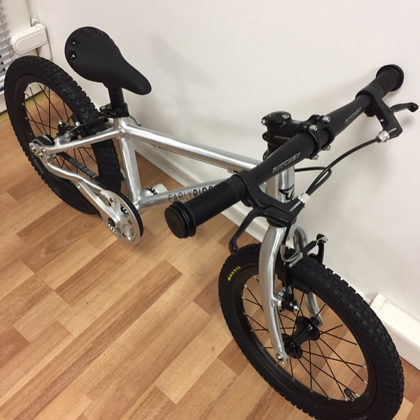 Велосипед Belter 20″ Trail 3 Black Early Rider