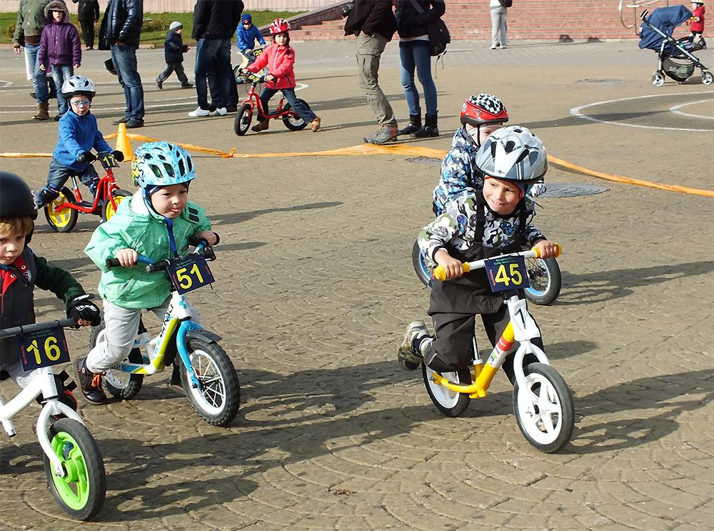 детские соревнования для детей от 3 лет