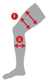 защита на колени для велосипедов, беговелов