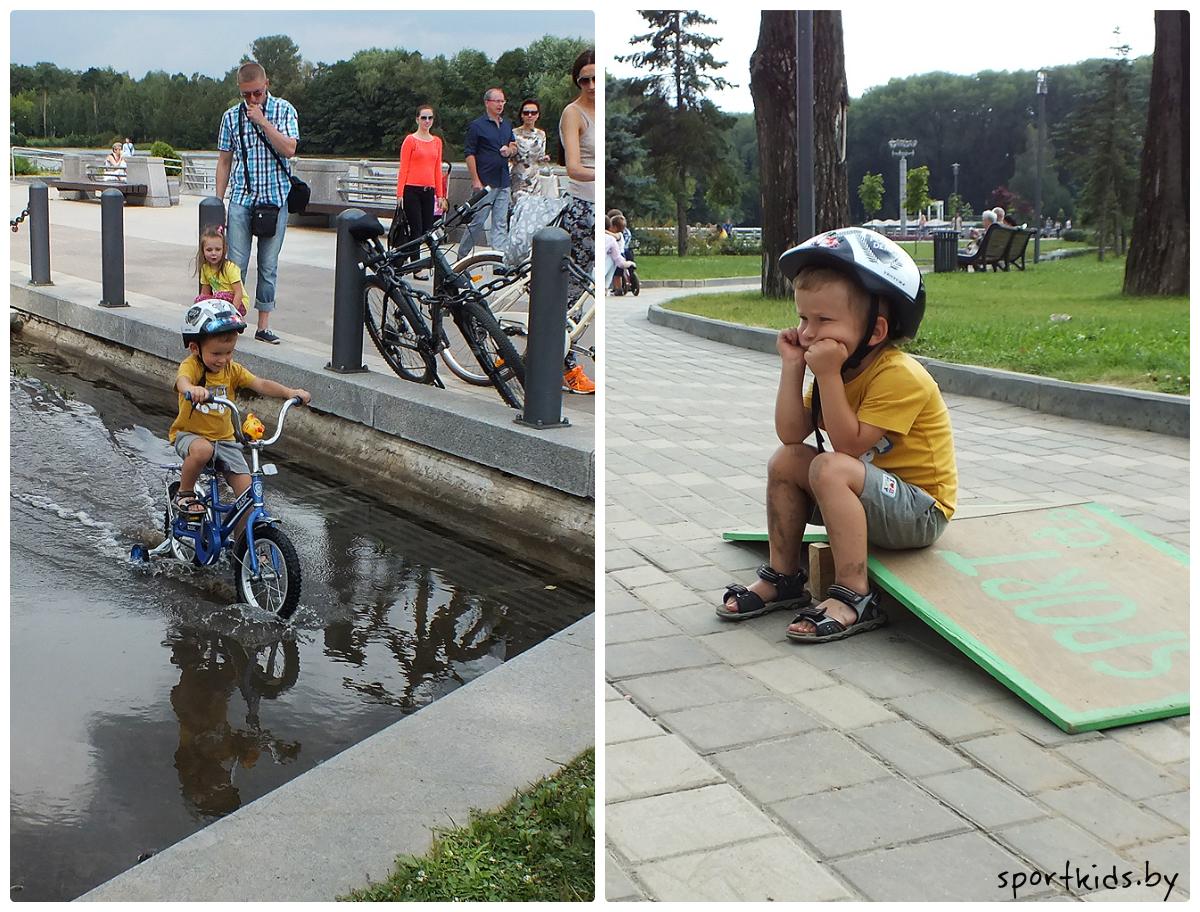 детские велосипеды в Минске