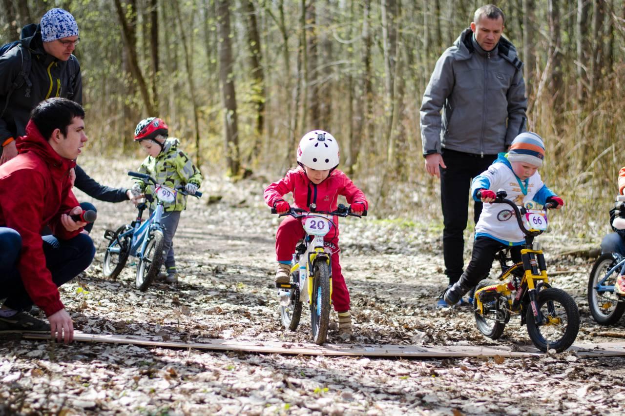 детская велогонка в Минске