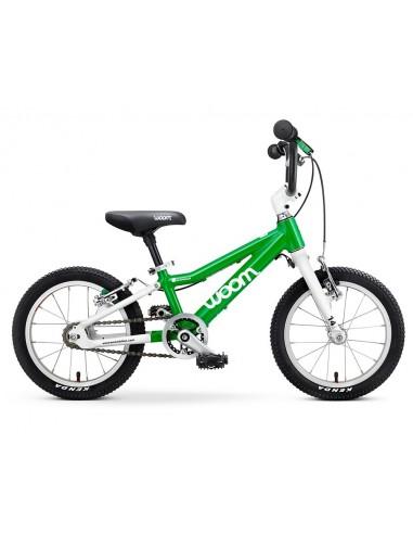 Велосипед Woom 2. Прокат