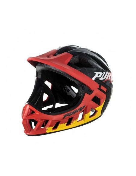 Шлем Puky Fullface (фулфейс) S (50-54) M (54-58)