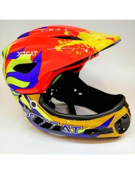 Шлем фулфейс Jet Cat Raptor (лимитированная версия)