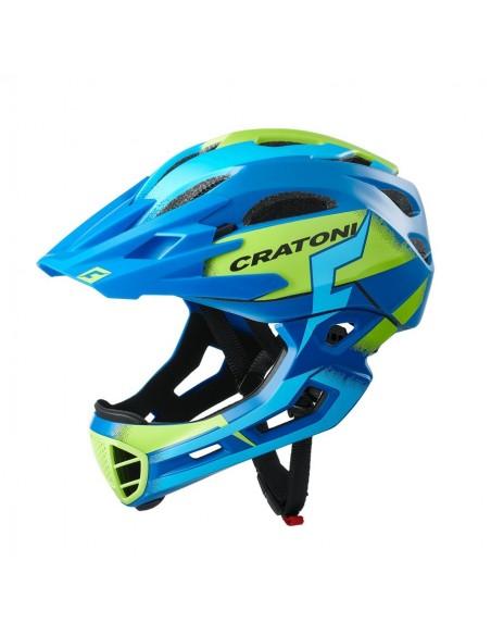 Шлемы Cratoni С-Maniac Full Face Limited Edition S-M (52-56 cm) M-L (54-58 cm)