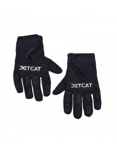 Велоперчатки JetCat с закрытыми...