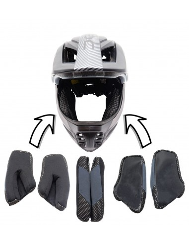 Вставка в шлем (щёки) Safe Plus