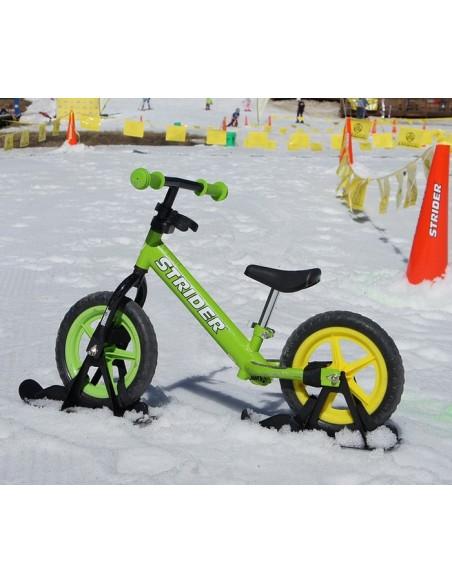 Лыжи для беговелов Strider