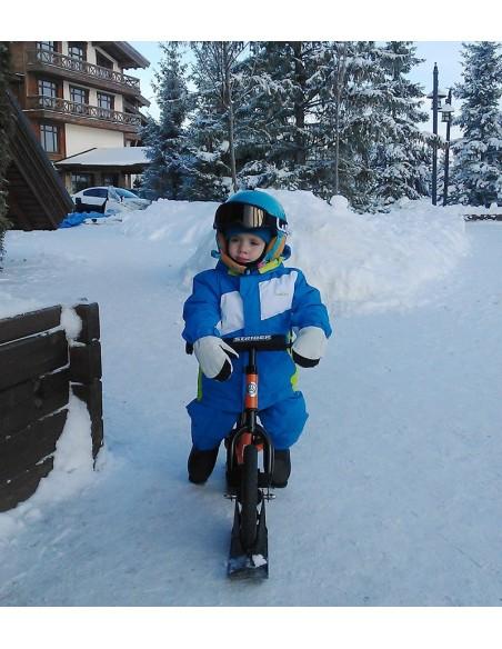 Лыжи для беговелов. Прокат